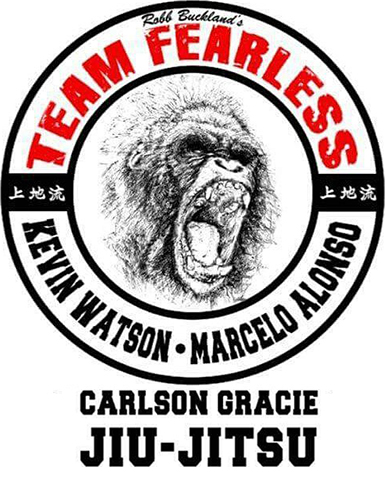 Team Fearless JuJitsu Logo