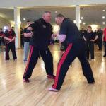 Kyoshi Buckland teaching at a seminar