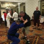 Kyoshi Buckland at Martial Arts University