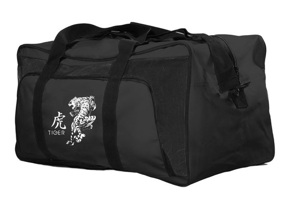 Canvas school Duffle Bag with School Logo